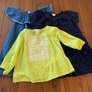 Crewcuts Size 6 Lot of 3